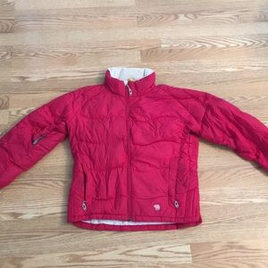 Mountain Hardwear down coat